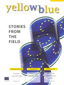 Yellow&Blue magazin