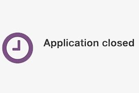 application for workshop closed